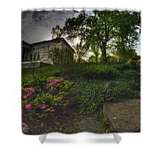 One Of Many Paths...v2 Shower Curtain