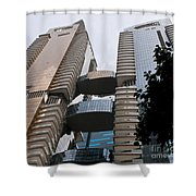 One Shenton 07 Shower Curtain