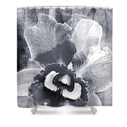 One Song Shower Curtain