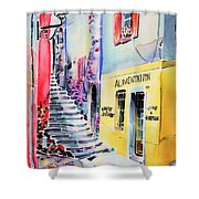 One Spring Day Shower Curtain
