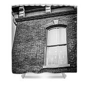 One Window  Shower Curtain