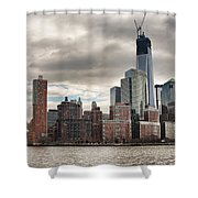 One World Trade Center Shower Curtain