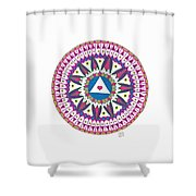 Only You Can Make Yourself Perfect Shower Curtain