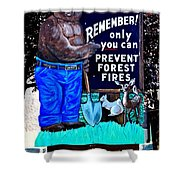 Only You... Shower Curtain