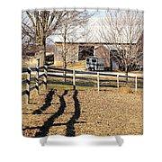 Ontario Farm Shower Curtain