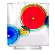 Oo Shower Curtain