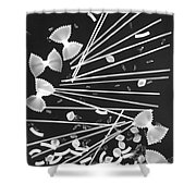 Oodles Of Noodles #2 Shower Curtain