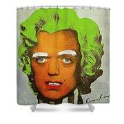 Oompa Loompa Shower Curtain
