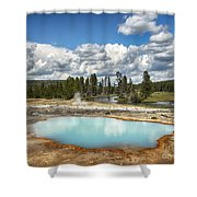 Opalescence Shower Curtain