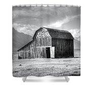 Open Door Shower Curtain by Kathleen Struckle