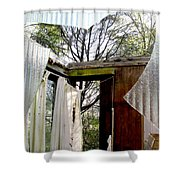 Open House Shower Curtain