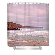 Open Sea Shower Curtain