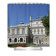 Opera And Ballet Theater Odessa Shower Curtain