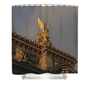 Opera Garnier In Paris France Shower Curtain