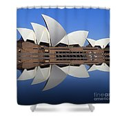 Opera House 6 Shower Curtain