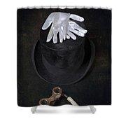 Opera Shower Curtain