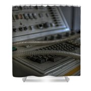 Operation Control Shower Curtain