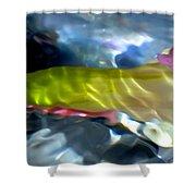 Ophelia Shower Curtain
