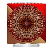 Opulent No. 1 Shower Curtain