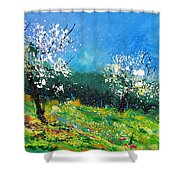 Orchard 564150 Shower Curtain
