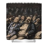 Orchestra Seat Shower Curtain