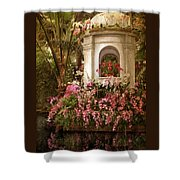 Orchid Show Shower Curtain