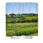 Oregon - Hood River Shower Curtain