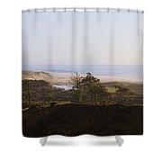 Oregon Coast 3 Shower Curtain