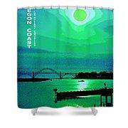 Oregon Coast IIi Shower Curtain