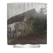 Oregon Relic Shower Curtain