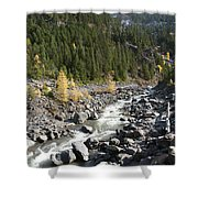 Oregon Wilderness II Shower Curtain