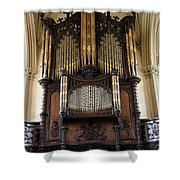 Organ Chapel Royal - Dublin Castle Shower Curtain