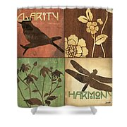 Organic Nature 2 Shower Curtain