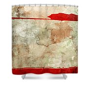 Orient Shower Curtain