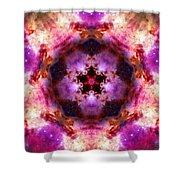 Orion Nebula Iv Shower Curtain