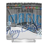Orlando Magic Shower Curtain