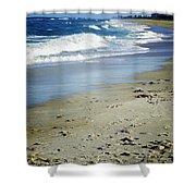 Ormond Beach Shower Curtain