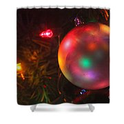 Ornaments-1942 Shower Curtain