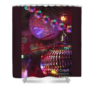 Ornaments-2052 Shower Curtain