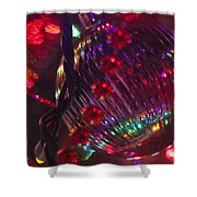 Ornaments-2063 Shower Curtain