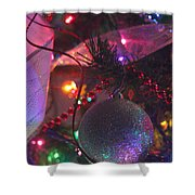Ornaments-2143 Shower Curtain