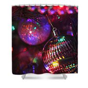 Ornaments-2159 Shower Curtain