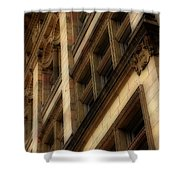 Ornate Facade Shower Curtain