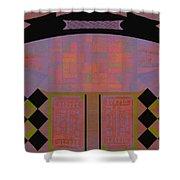 Orpheum Shower Curtain