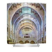 Coptic Church Shower Curtain
