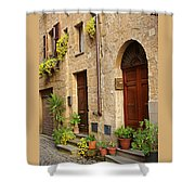 Orvieto Homes Shower Curtain