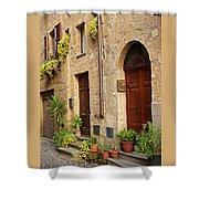 Orvieto Homes Shower Curtain