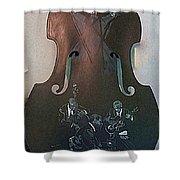 Oscar Peterson Trio Shower Curtain