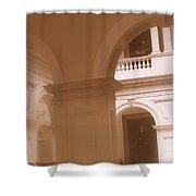 Osgoode Hall Law School Shower Curtain
