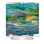 Osterlen Shower Curtain